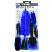 Oxford Brush & Scrub Set OX739